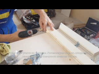 Сборка кухни IKEA МЕТОД часть 4 карниз, цоколь, панели
