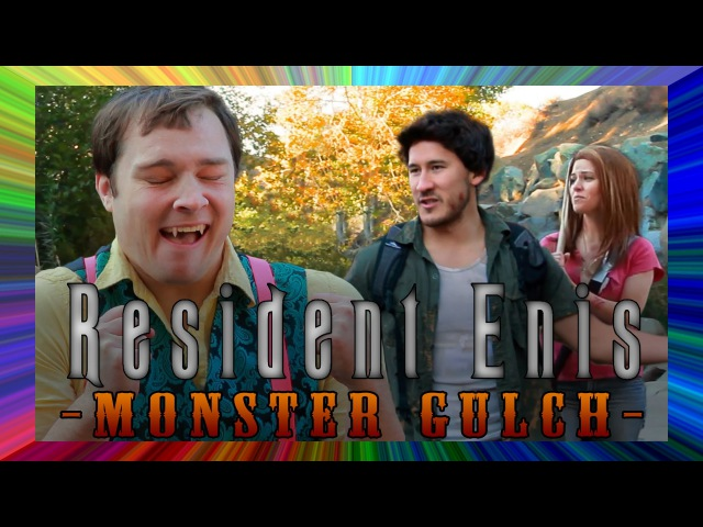Resident Enis 2: Monster Gulch (Feat. Markiplier and Dodger) | Disney XD by Maker