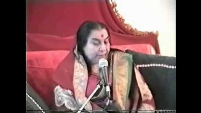 Шри Матаджи о важности молитвы Ганеша Атхарва Ширша