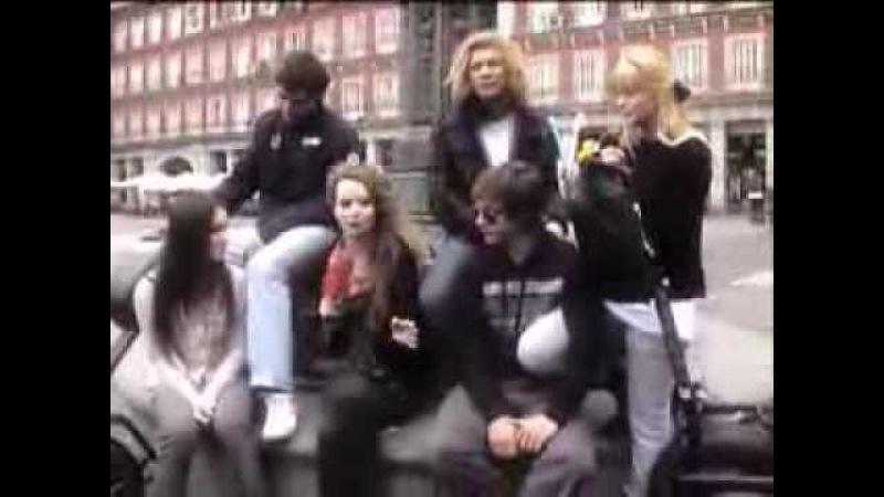 TeenAngels Entrevista BravoNeox España