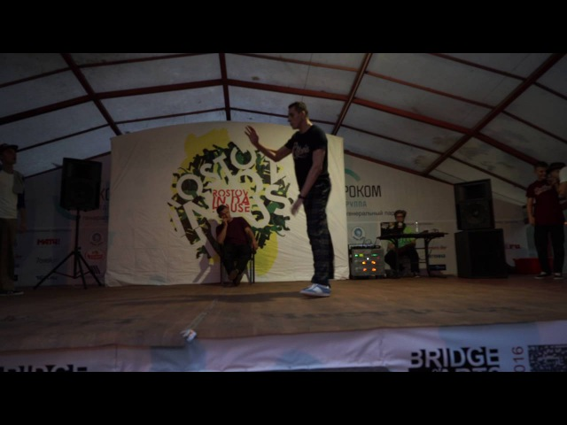 Timon vs Vladover (Tie) | Popping 1\2 | Rostov In Da House