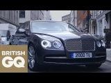 Bentley Challenge Jim Chapman, Oliver Cheshire, Patrick Grant and Dylan Jones