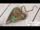 Decoupage - idea patina - co to jest i jak jej używać