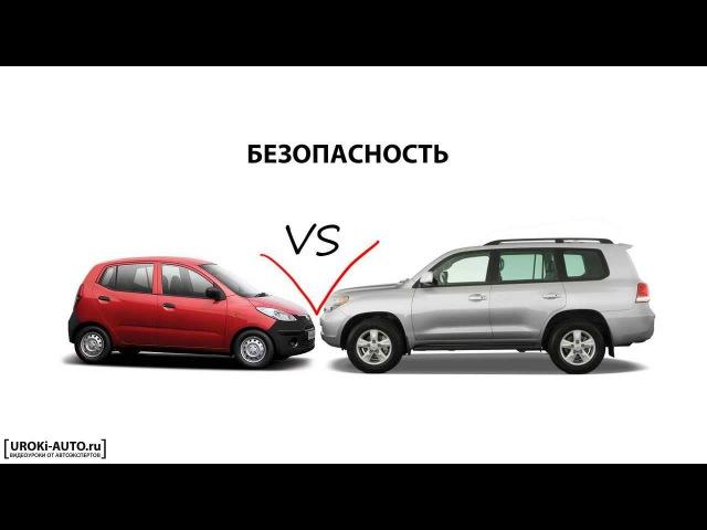 Урок 2 типы автомобилей хэтчбек седан универсал типы кузова внедорожник кроссовер паркетник