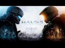 Сражение с врагами человечества в космосе Игровой фантастический фильм Halo 5 Guardians