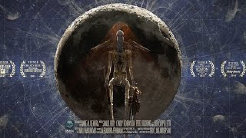 **Multi Award Winning** CGI Animated Short The Looking Planet by Eric Law Anderson