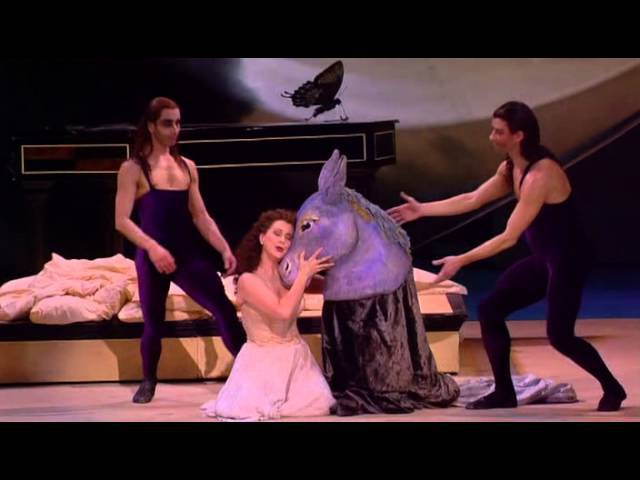 Henry Purcell- The Fairy Queen -1995