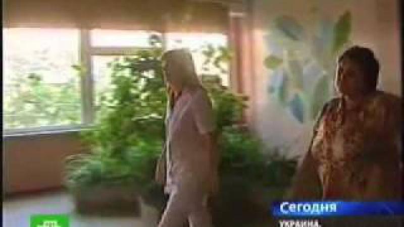 Новости НТВ 28.08.2008 (Лозовая, взрывы на арсенале)