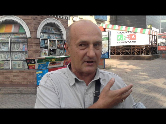 Мариупольцы о блокаде Крыма