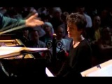 Maria Joao Pires expecting another Mozart concerto during a lunchconcert in Amsterdam
