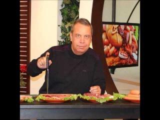 Врач диетолог Алексей Ковальков о домашней еде