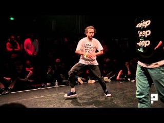 Next Urban Legend 2016 / Demi finale Hip hop / Aldo vs Dedson (Winner)