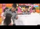 Японское шоу девушки дуют в трубку, а внутри таракан! Кто проглотит — тот проигр...