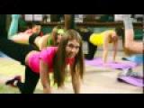 Утренняя зарядка   упражнения для похудения  Fitness motivation Full HD