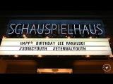 LEE RANALDO - Solo Acoustic Live @ SCHAUSPIELHAUS WIEN (Vienna)