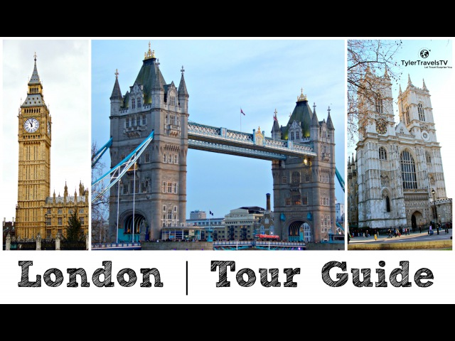 London Travel Guide Overview HD 1080p