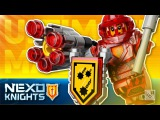 ◉ LEGO NEXO KNIGHTS - Ultimate MACY - stop motion build review┃Обзор ЛЕГО Нексо Мейси 70331