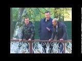Фантастическая четверка (2015)  Путин, Медведев и Янукович  Русский трейлер ...