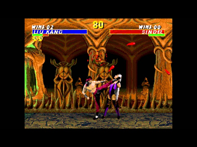 [Sega Genesis] - Ultimate Mortal Kombat 3 - All Fatalities, Brutalities and Friendships