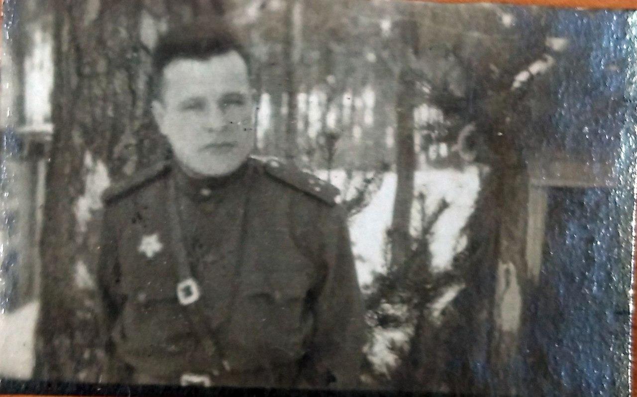 Биография Стрелкова (5): Фото из семейного альбома Игоря Стрелкова: дед по линии матери Рунов И.К.