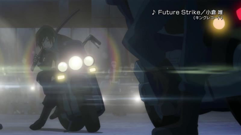 Трейлер аниме «Удар ВиВид!» (ViVid Strike!)