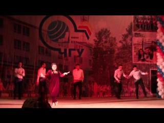 Студенты из Таджикистана, коллектив под названием «Tajik Dance». #ДиалогЯзыковКультур