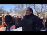 Приговор окончательный трофейный флаг пятой колоны)))! 27.01.16