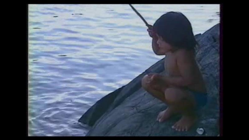 Амазония: приключения молодых морских репортёров / Amazonie: Les indiens Wayanas (1996) Франция Серия - 2