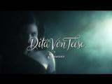 Реклама очков Dita Von Teese Eyewear