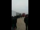 DAG-trans забастовка в Бабаюрте республика Дагестан