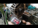 Превращение авто-генератора в мощный мотор для электро мотоцикла