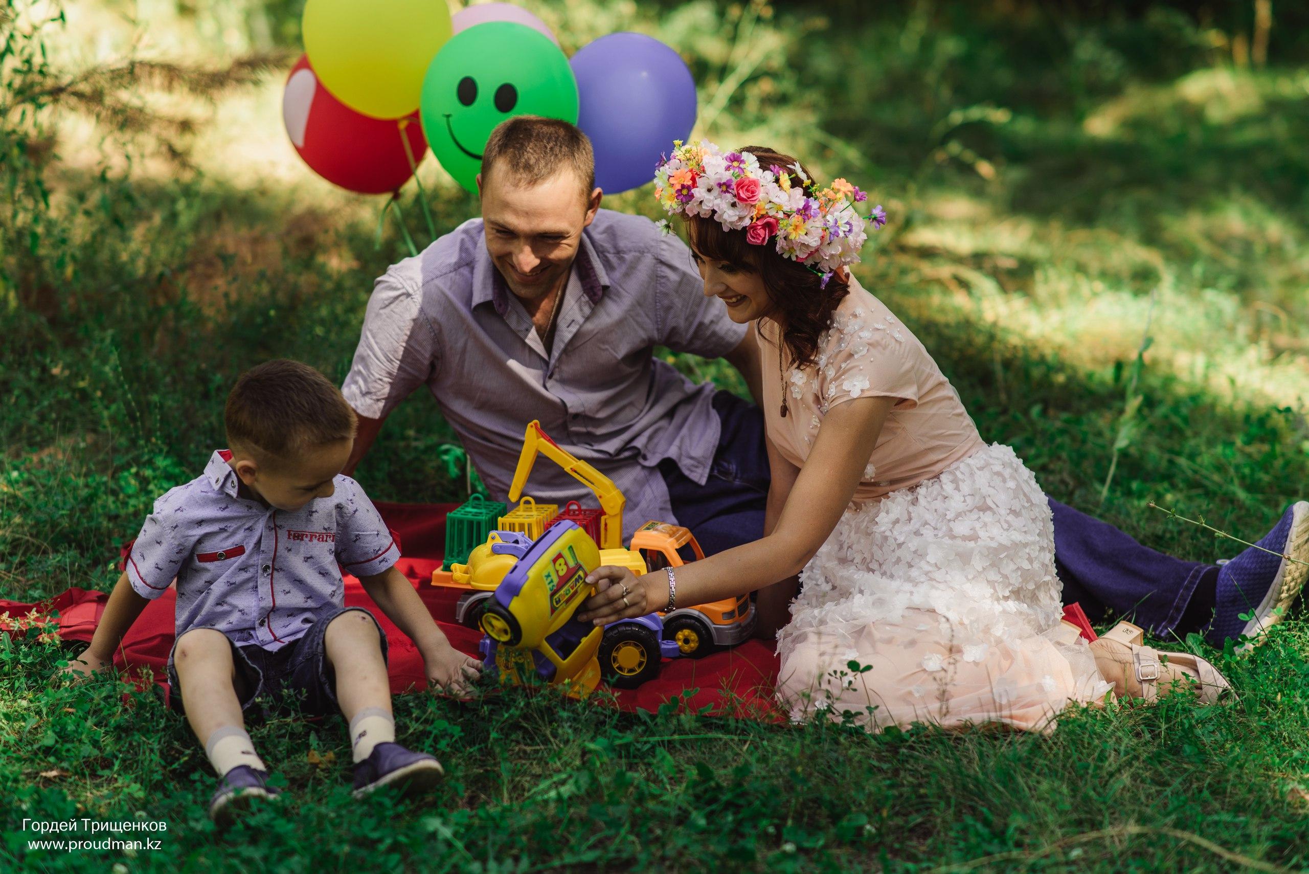 семейная фотосъёмка, выездная фотосессия