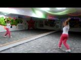 Новый танец под Энрике Иглесиаса