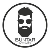 Логотип Антикафе BUNTAR'