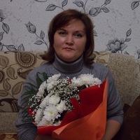 Анкета Настя Жданова