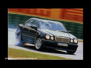 Mercedes BRABUS E V12 W210 7.3 582 л.с. обзор авто истории 4 выпуск