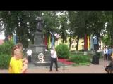 Мітынг, прысвечаны Дню вызвалення горада Шчучын ад нямецка-фашысцкіх захопнікаў