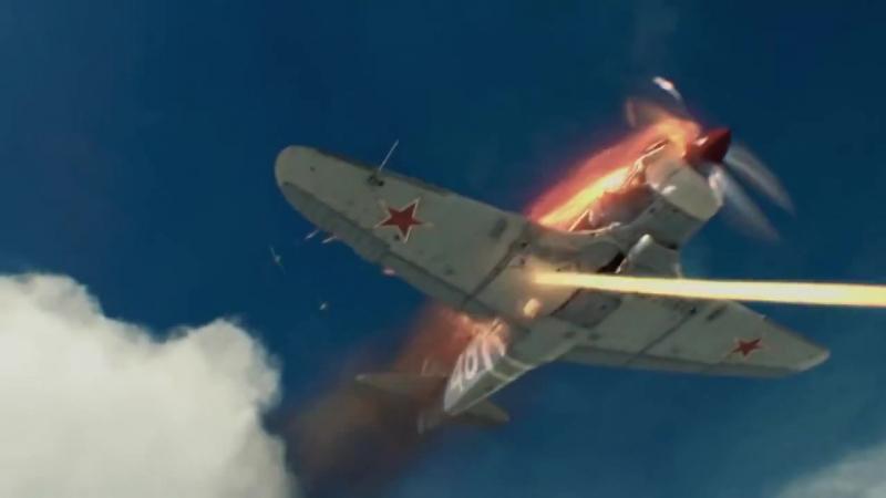 Красивейший лайв-экшн трейлер War Thunder - Победа за нами (HD)