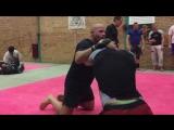 Тренировка Федора Емельяненко в Голландии, видео