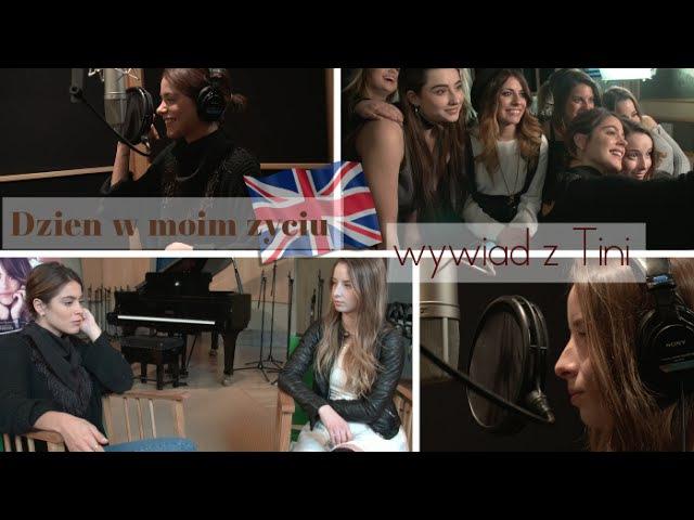 Dzień w moim życiu LONDYN wywiad z Tini Stoessel | Sylwia Lipka