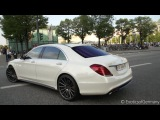 Noisy Mercedes S63 AMG with HMS Exhaust - Loud Sounds!(POV Секс, Sex,Анал,Anal ,X-Art,Блондинка,Брюнетка,Минет,Brazzers,Порно,Саша Грей,Хардкор,Hardcore)