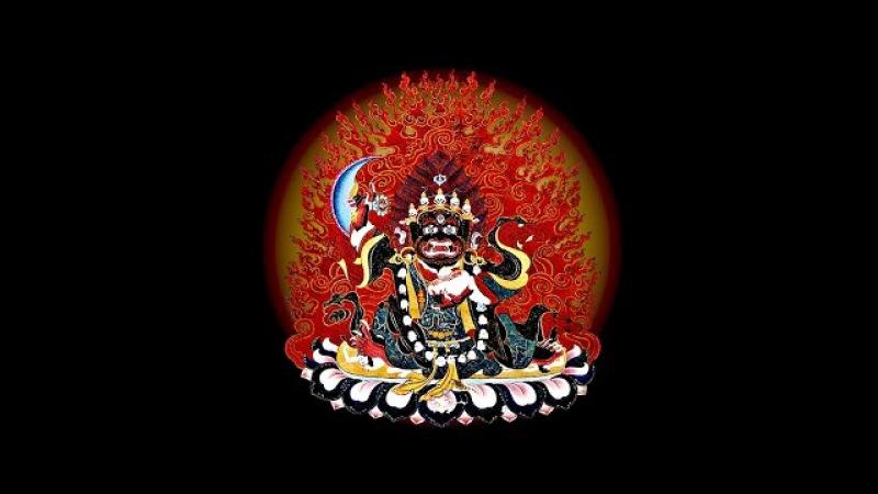 Mahakala - short daily practice