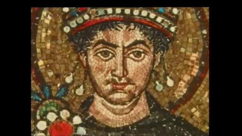 Библейский сюжет. Император Юстиниан. София