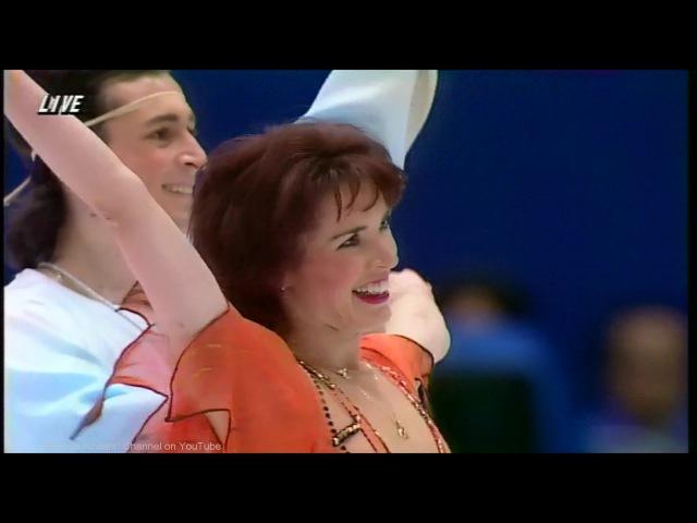 [HD] Lobacheva Averbukh - 1998 Nagano Olympics - FD Jesus Christ Superstar