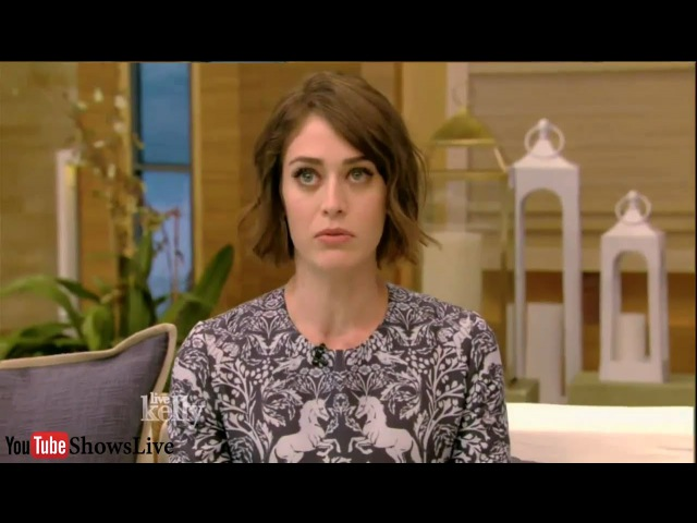 Lizzy Caplan Interview - Now You See Me 2 - Live with Kelly 2016 May 27