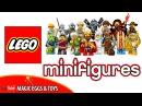 Минифигурки LEGO® Серия 14: Монстры Симпсоны» 2.0, Серия 13 Лего Мультик | LEGO Minifigures Show
