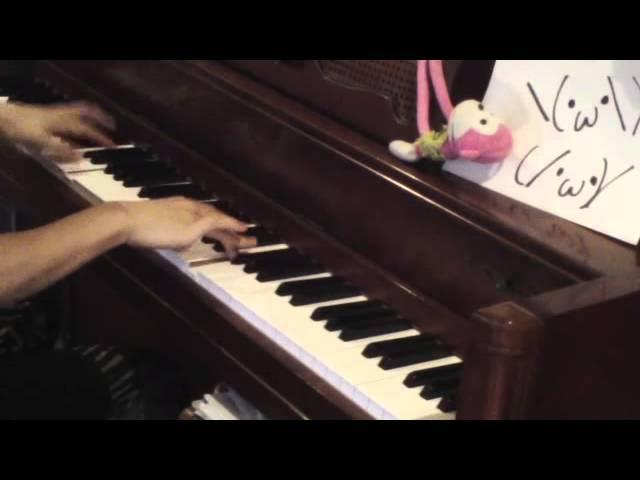 Haiyore! Nyaruko-san - Koi wa Chaos no Shimobenari - Piano
