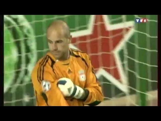 ЛЧ-2006\07. 1/2 финала. Ливерпуль - Челси - 1:0 (по пен. 4-1)