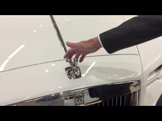 Can You Steal The Spirit of Ecstasy?