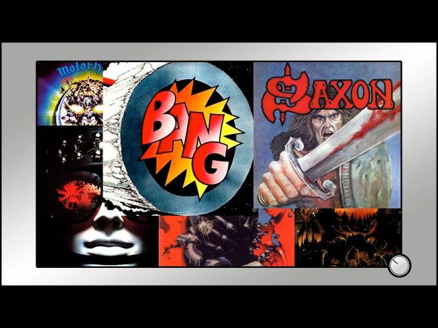Top 10 1 Albuns de Heavy Metal dos Anos 70 | Volume 11